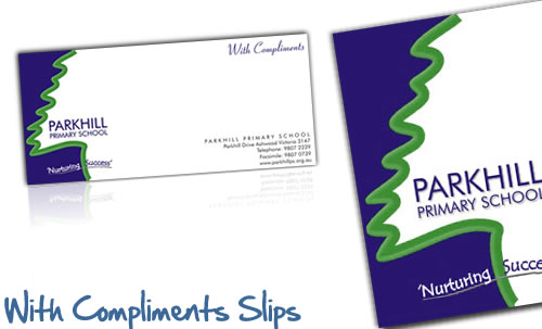 With Compliments Slips Printers